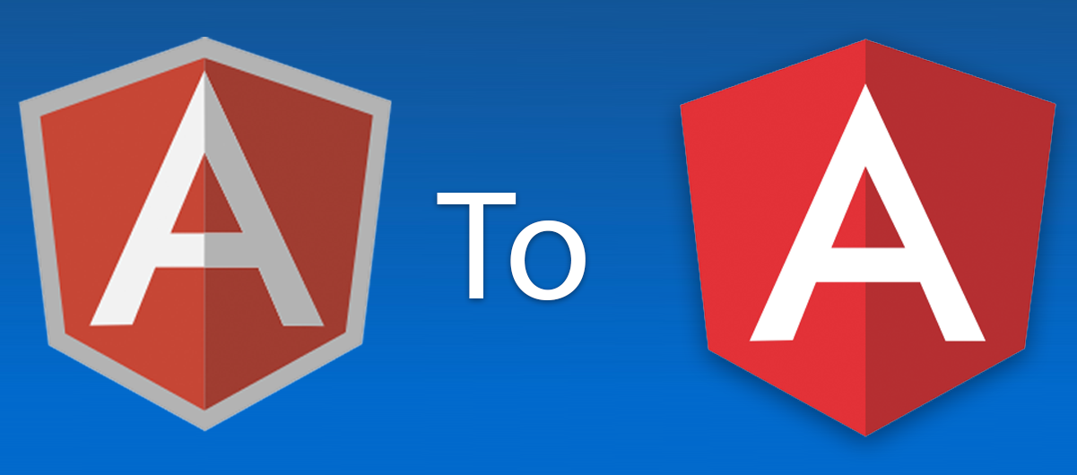 AngularJS to Angular: One of the major changes