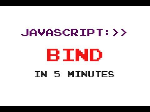 bind(something) in javascript